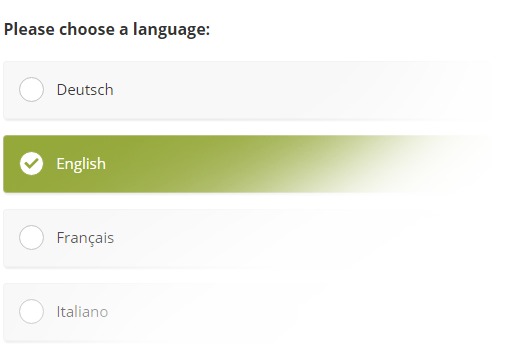 Create Your Online Survey in Multiple Languages
